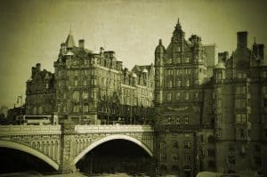 Edinburgh history
