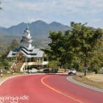 Mae Hong Son Loop Straße