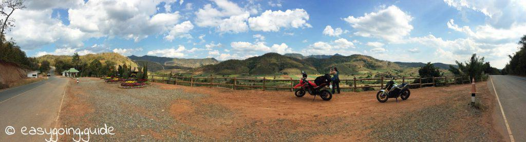 Mae Hong Son Loop Viewpoint