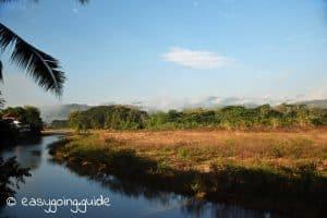 Mae Sariang Yuam Fluss