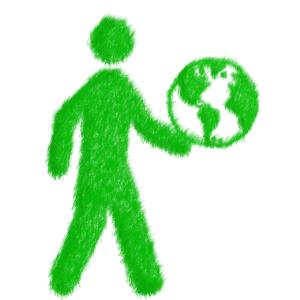 Umweltbewusster Leben
