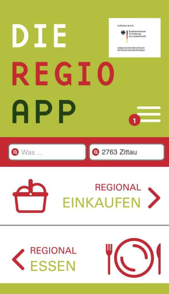 Regio App